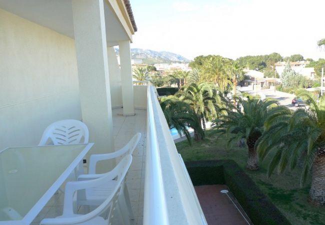 Apartamento en Alcoceber / Alcossebre - TERRAZAS 322