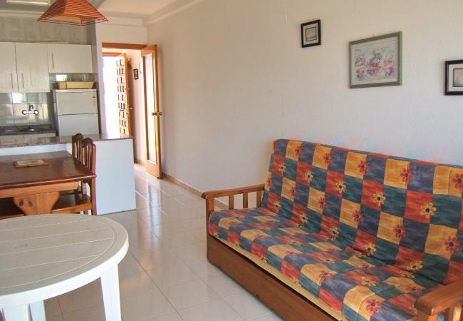 Apartamento en Alcoceber / Alcossebre - VORAMAR C 17