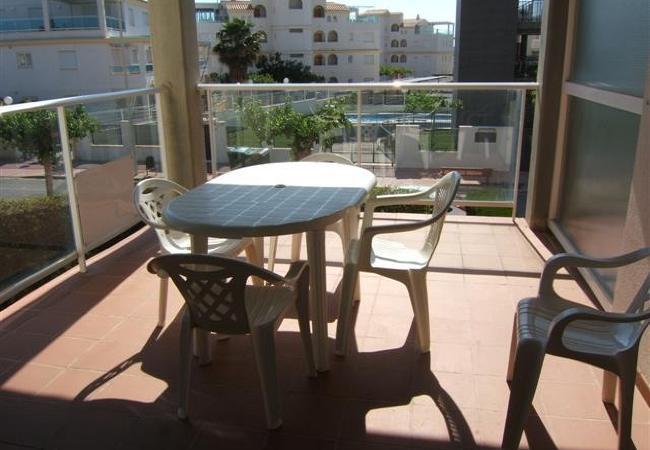 Apartamento en Alcoceber / Alcossebre - SERENA MAR I I A3 PLAYA ROMANA ALCOCEBRE
