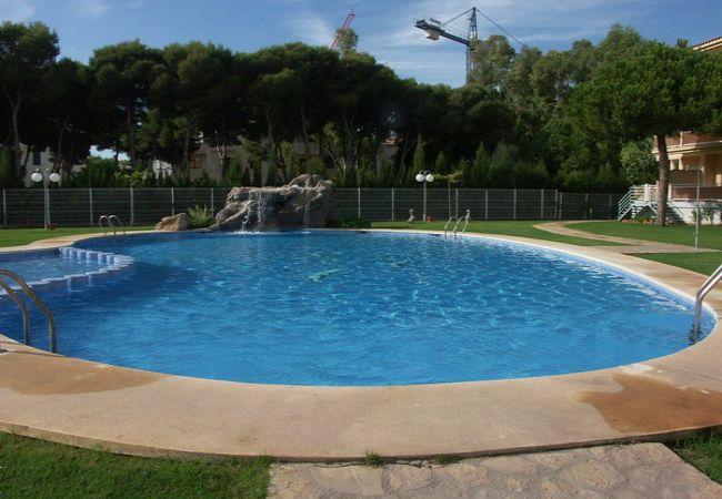 Apartamento en Alcoceber / Alcossebre - CASTELL II BAJO B