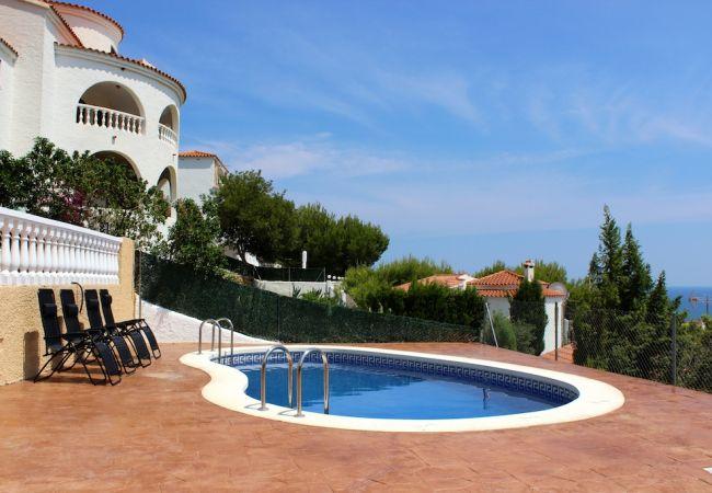 Villa en Alcoceber / Alcossebre - CHALET MARCOLINA 84