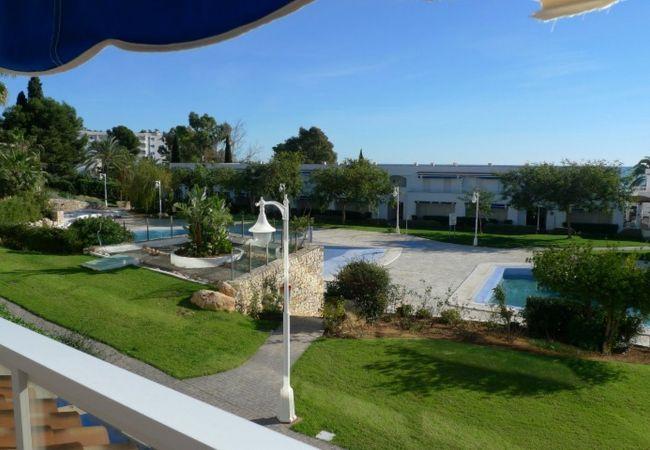 Apartamento en Alcoceber / Alcossebre - JARDINES DEL PUERTO 1401