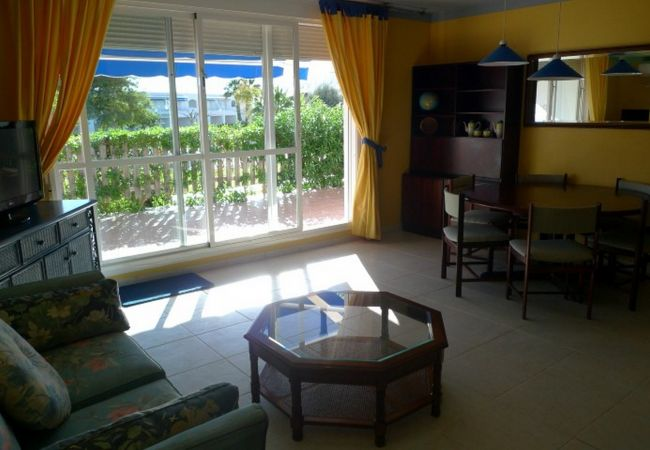 Apartamento en Alcoceber / Alcossebre - JARDINES DEL PUERTO BAJO DUPLEX ALCOCEBRE