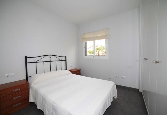 Apartamento en Alcoceber / Alcossebre - ARENAS 33 PLANTA BAJA URBANIZACIÓN FAMILIAR