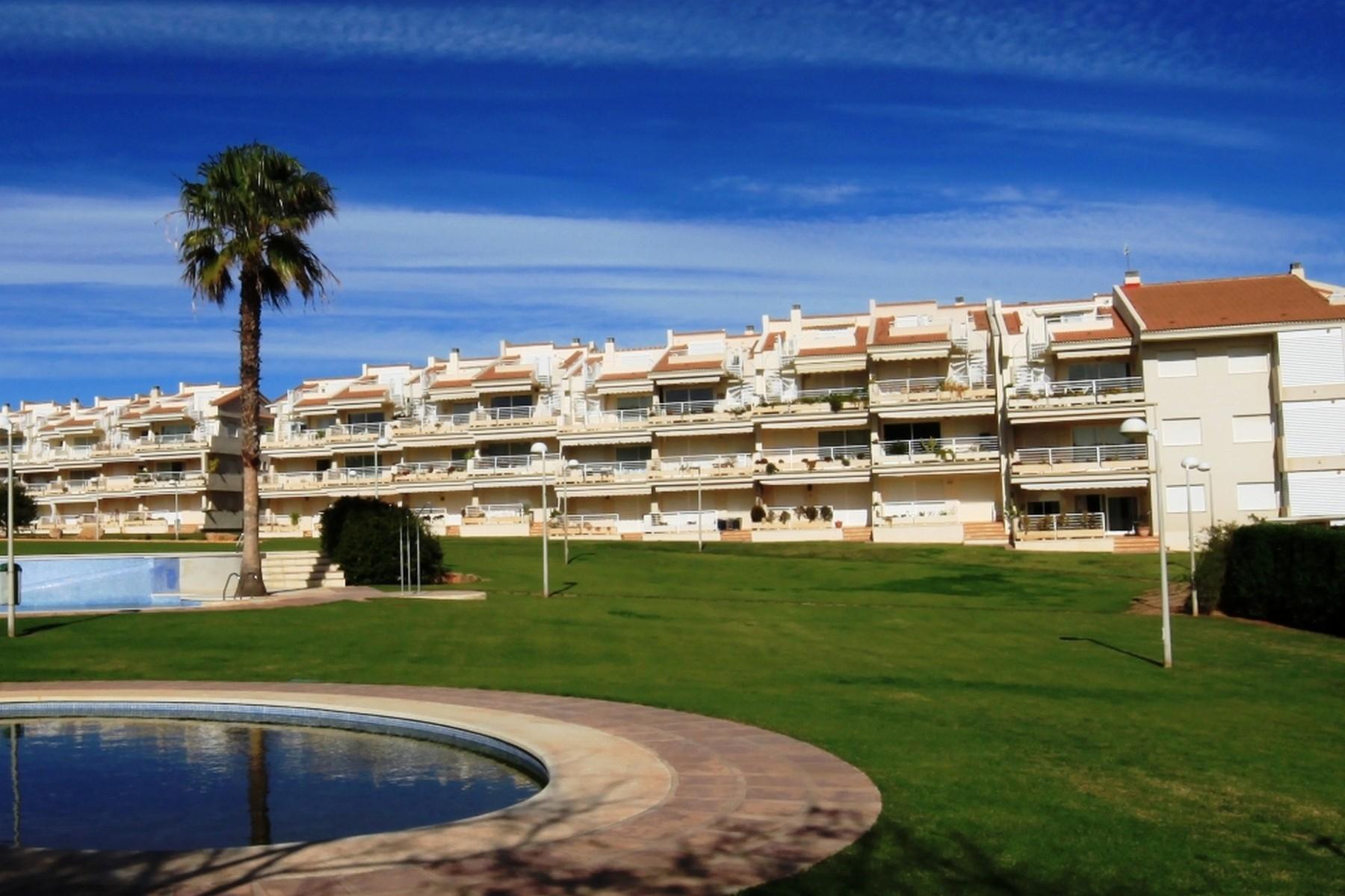 Apartamentos en alcoceber alcossebre alcala blau iii 97 - Apartamentos en alcocebre ...