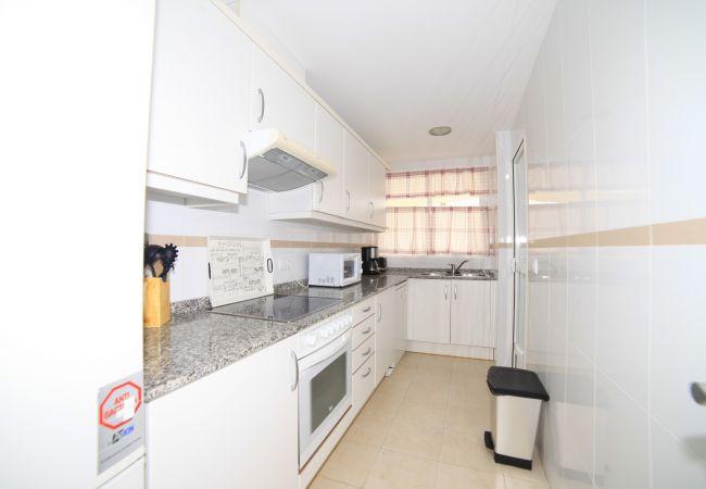 Apartamento en Alcoceber / Alcossebre - ALCALA BLAU III 97