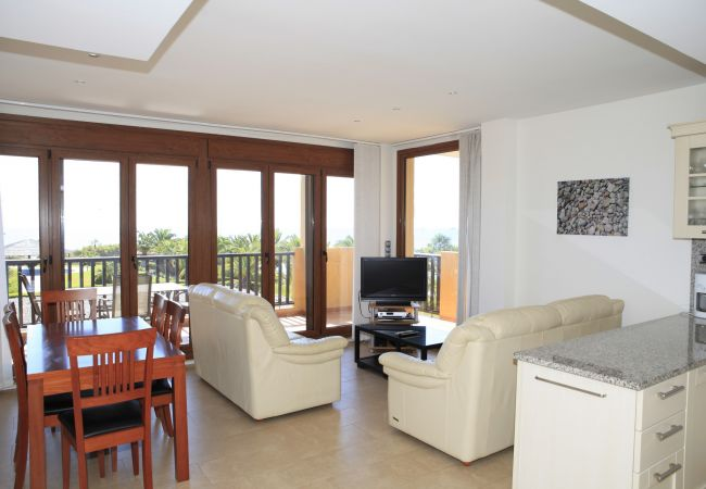 Apartamento en Alcoceber / Alcossebre - ALC BEACH RESORT E 1 5