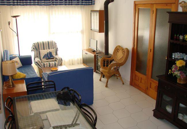 Apartamento en Alcoceber / Alcossebre - POBLADO MARINERO N 2º-1ª