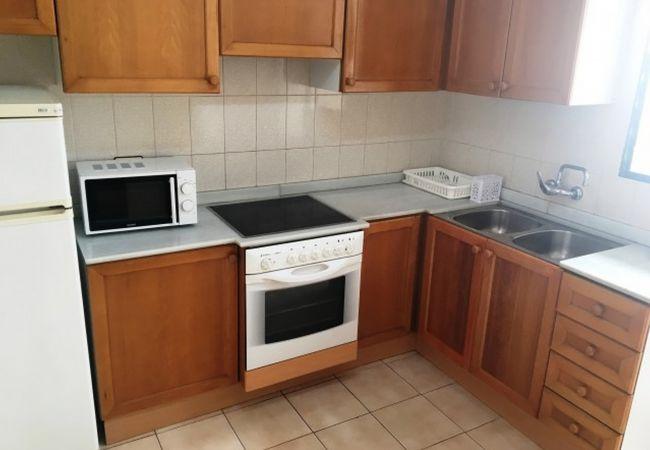 Apartamento en Alcoceber / Alcossebre - CALYPSO 1º 11 K PLAYA CARGADOR ALCOSSEBRE