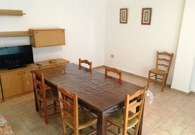 Apartamento en Alcoceber / Alcossebre - CALYPSO 1º 11 K