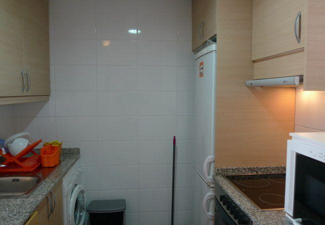 Apartamento en Alcoceber / Alcossebre - ARENAS 106