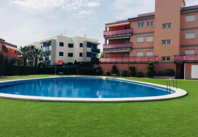 Apartamento en Alcoceber / Alcossebre - NOVA VITA BAJO C