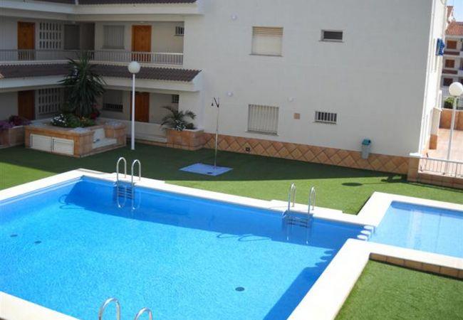 Apartamento en Alcoceber / Alcossebre - IRTA PLAYA 105