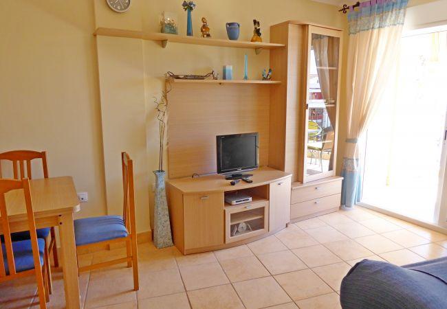 Apartamento en Alcoceber / Alcossebre - ALMENDROS 6 1º PTA 2