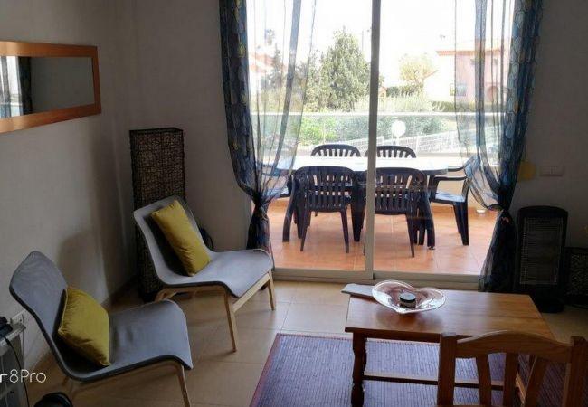 Apartamento en Alcoceber / Alcossebre - PUNTA CANARET II 1º 6