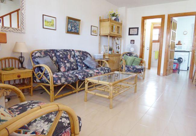 Apartamento en Alcoceber / Alcossebre - APARTAMENTO LA SENIA 15 - URBANIZACIÓN EXCLUSIVA