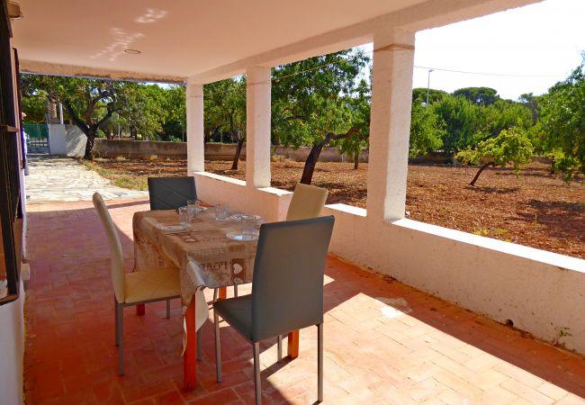 Casa rural en Alcoceber / Alcossebre - CASA CAMI L' ESTANY