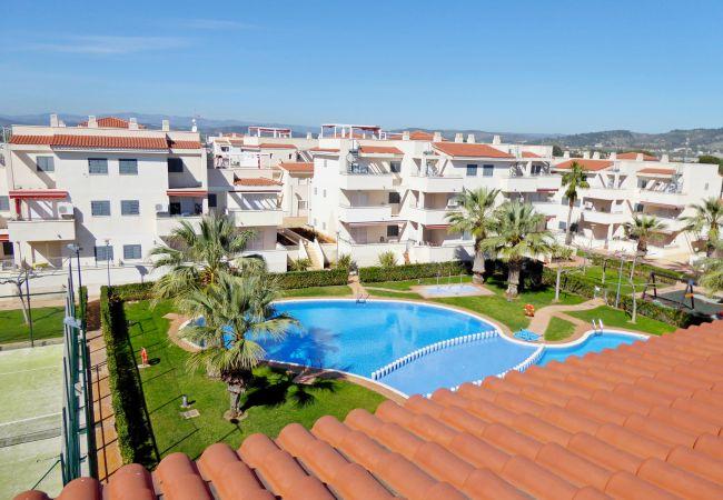 Apartamento en Alcoceber / Alcossebre - ARENAS 160 URBANIZACIÓN FAMILIAR