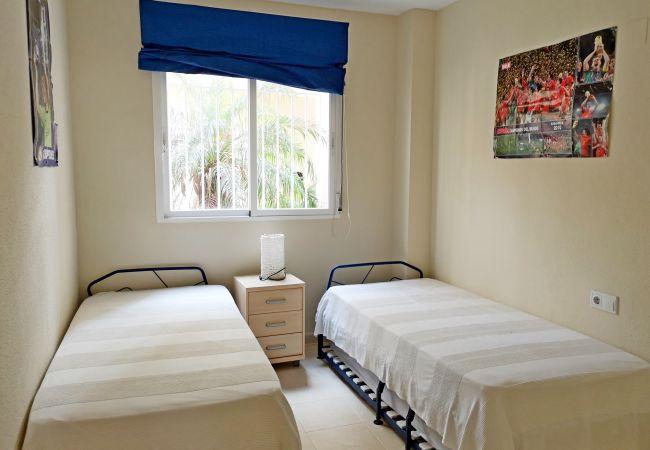 Apartamento en Alcoceber / Alcossebre - ALCALA BLAU II 42 BAJO CON TERRAZA