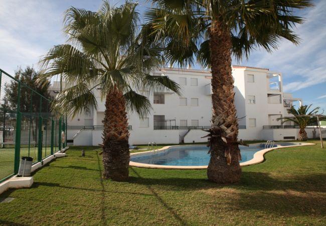 Apartamento en Alcoceber / Alcossebre - ÁTICO CON TERRAZA Y SOLARIUM EN PLAYA DEL MORO