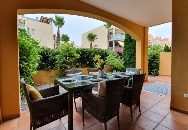 Apartamento en Alcoceber / Alcossebre - ALCOSSEBRE BEACH RESORT - PLANTA BAJA