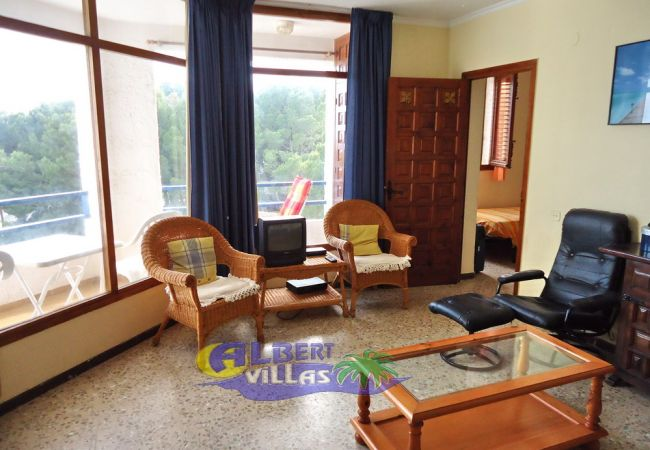 Ferienwohnung in Alcoceber - TRES CARABELAS 140