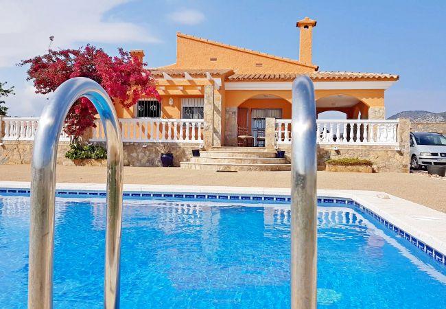 Villa in Alcoceber - CHALET LA PALAVA