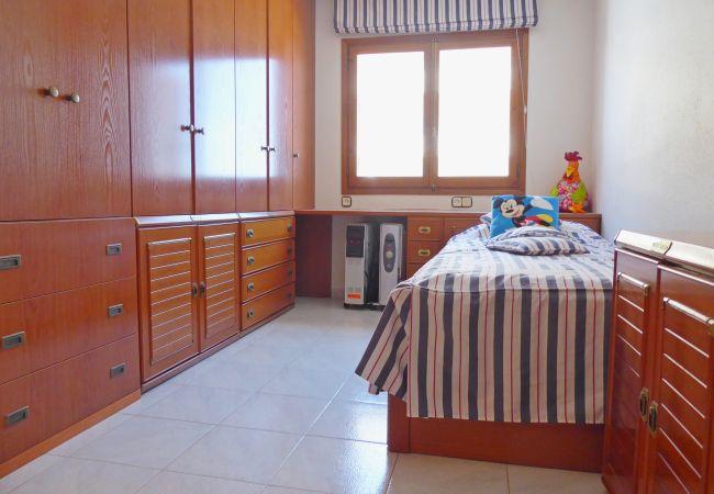Ferienwohnung in Alcoceber - BAJO EN PRIMERA LÍNEA CON VISTA AL MAR ALBAMAR