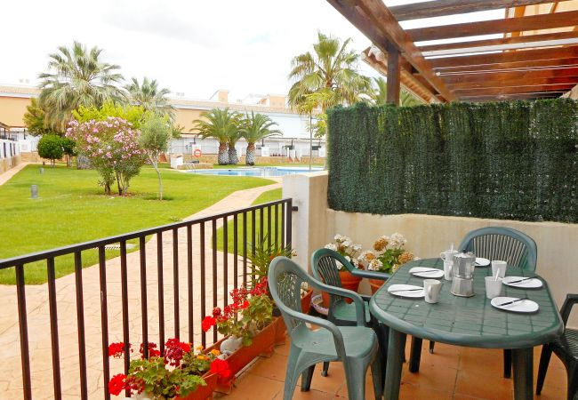 Bungalow/Linked villa in Alcoceber / Alcossebre - PALM BEACH II 82