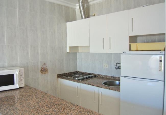 Apartment in Alcocebre / Alcossebre - VORAMAR C 17