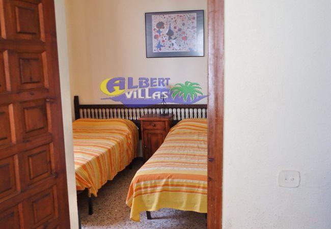 Apartment in Alcocebre / Alcossebre - TRES CARABELAS 140