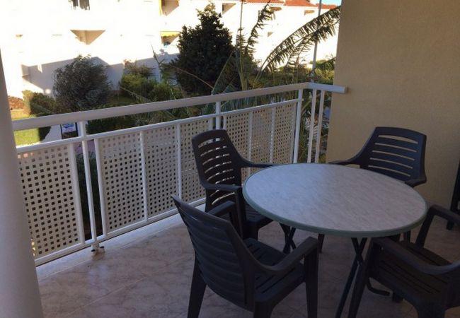 Apartment in Alcocebre / Alcossebre - PLAYA DEL MORO FASE III 1º