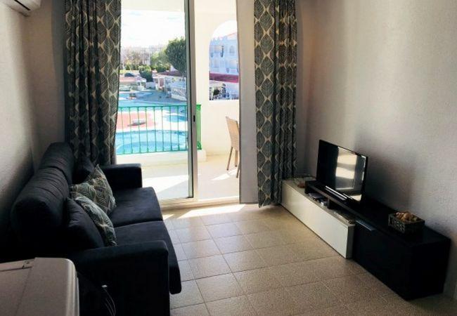 Apartment in Alcocebre / Alcossebre - HABITAT 6 B 25 PLAYA ROMANA ALCOCEBRE