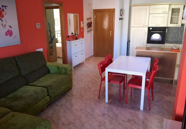 Appartement à Alcocebre / Alcossebre - PLAYA DEL MORO FASE III 1º