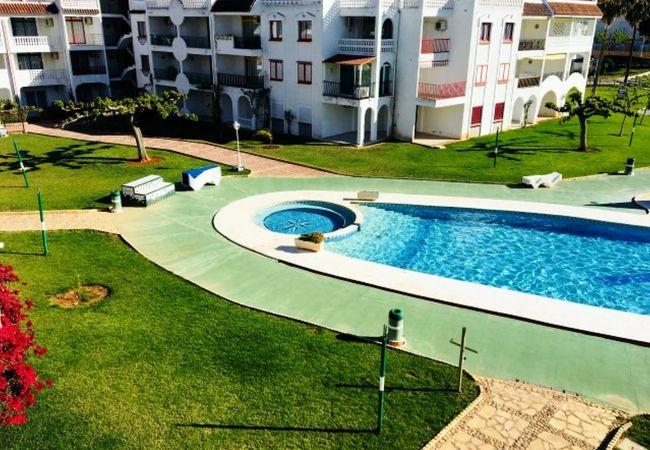 Appartement à Alcocebre / Alcossebre - HABITAT 6 B 25 PLAYA ROMANA ALCOCEBRE