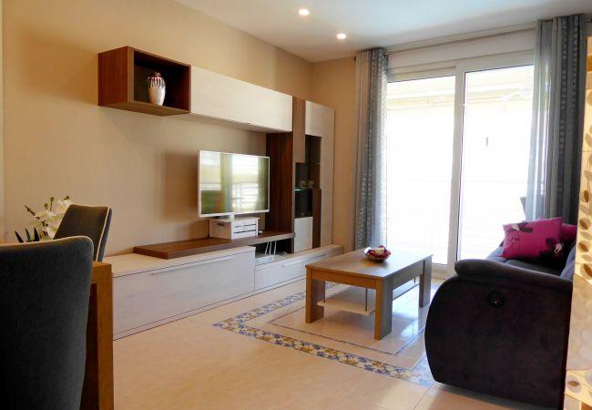 Appartement à Alcocebre / Alcossebre - APARTAMENTO EN PRIMERA LÍNEA CALA GONZALEZ